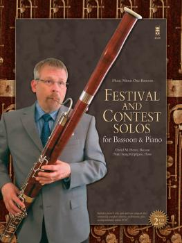 Festival and Contest Solos (for Bassoon & Piano) (HL-00131388)