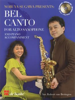Bel Canto for Alto Saxophone: and Piano Accompaniment (HL-44006766)