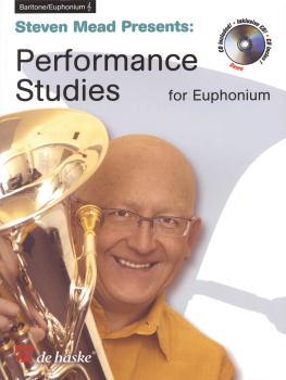 Performance Studies for Euphonium TC (HL-44006784)