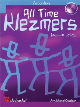 All Time Klezmers (Accordion) (HL-44006968)