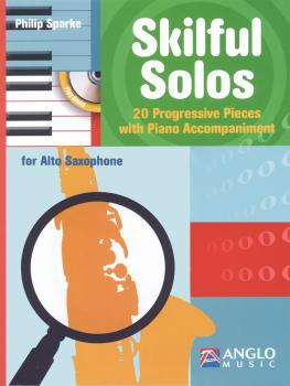 Skilful Solos (Saxophone and Piano) (HL-44007072)
