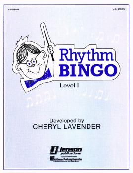 Rhythm Bingo - Level 1 (HL-44218016)