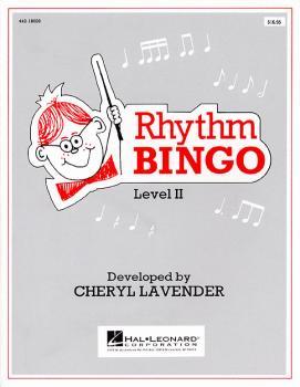 Rhythm Bingo - Level 2 (HL-44218026)