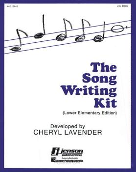 The Song Writing Kit (Resource) (HL-44219016)