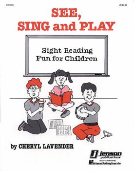 See, Sing, and Play (Sight Reading Resource for Children) (HL-44219056)