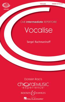 Vocalise Op. 34, No. 14 (CME Intermediate) (HL-48004800)