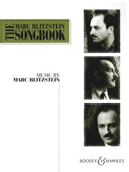 The Marc Blitzstein Songbook - Volume 1 (HL-48008512)
