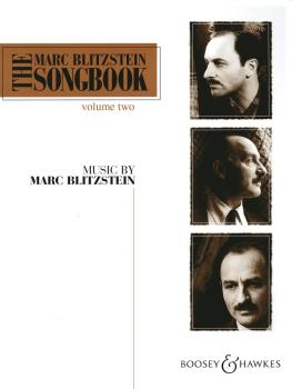 The Marc Blitzstein Songbook - Volume 2 (HL-48008514)