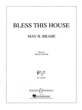 Bless This House (Low Voice in B-Flat) (HL-48008849)