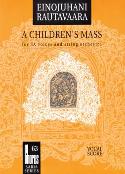 A Children's Mass (Lapsimessu): SSAA and String Orchestra (HL-48016295)