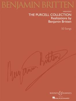 The Purcell Collection - Realizations by Benjamin Britten (50 Songs Hi (HL-48019095)