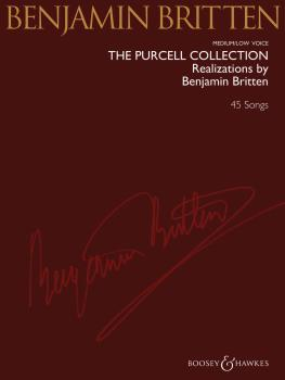 The Purcell Collection - Realizations by Benjamin Britten: 45 Songs Me (HL-48019096)