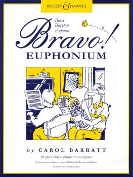 Bravo! Euphonium: 20 Pieces for Euphonium and Piano (HL-48019197)