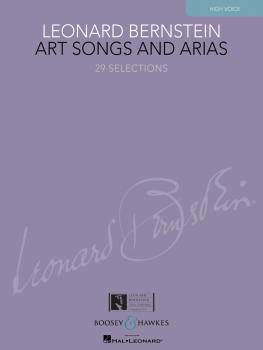 Art Songs and Arias (High Voice) (HL-48019458)