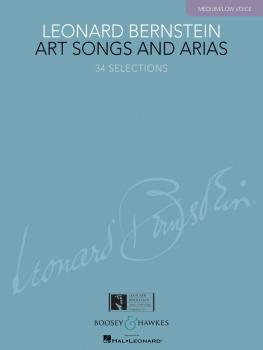 Art Songs and Arias (Medium/Low Voice) (HL-48019459)