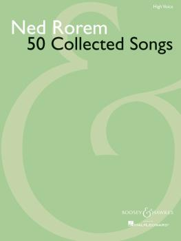 50 Collected Songs (High Voice) (HL-48019480)