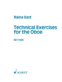 Technical Exercises for the Oboe (HL-49002715)