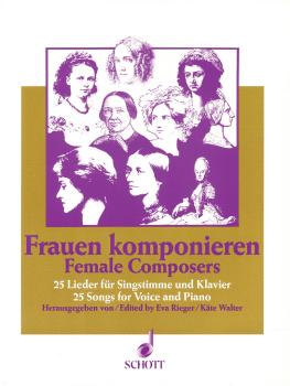 Female Composers (25 Songs) (HL-49007546)