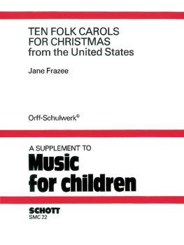 10 Folk Carols for Christmas (HL-49012147)