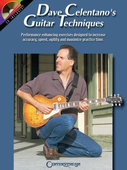 Dave Celentano's Guitar Techniques (HL-00000314)