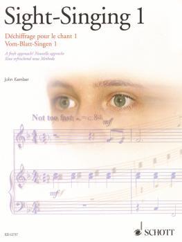 Sight-Singing Volume 1 (A Fresh Approach) (HL-49012937)
