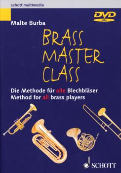 Brass Master Class: Method for All Brass Players DVD NTSC (HL-49016686)