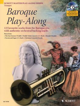 Baroque Play-Along: 12 Favorite Works from the Baroque Era (HL-49016862)