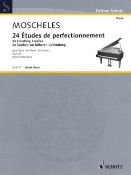 24 Finishing Studies (Piano) (HL-49017535)