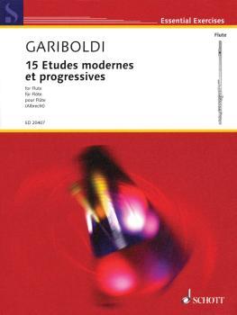 15 Etudes modernes et progressives (HL-49017585)