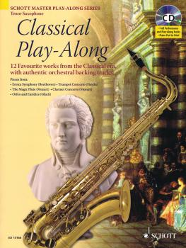 Classical Play-Along: 12 Favorite Works from the Classical Era (HL-49017591)