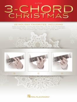 3-Chord Christmas (G-C-D) (HL-00146973)