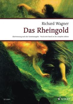 Das Rheingold (Vocal Score) (HL-49018211)