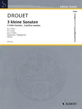 3 Little Sonatas (Performance Score) (HL-49018730)