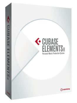 Cubase Elements 8 (Professional Edition) (ST-00148341)