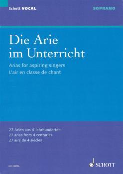 Arias for Aspiring Singers: 27 arias from 4 centuries Soprano Edition (HL-49019271)