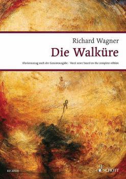 Die Walküre WWV 86 B (Vocal Score) (HL-49019499)