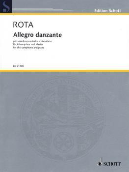 Allegro Danzante: Alto Saxophone and Piano (HL-49019613)