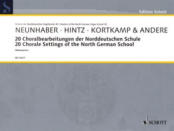 20 Chorale Settings of the North German School: Masters of the North G (HL-49019940)
