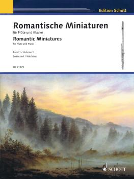 Romantic Miniatures - Volume 1 (Flute and Piano) (HL-49019983)