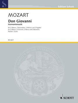 Don Giovanni (Harmoniemusik) (Oboe 1 Part) (HL-49032151)