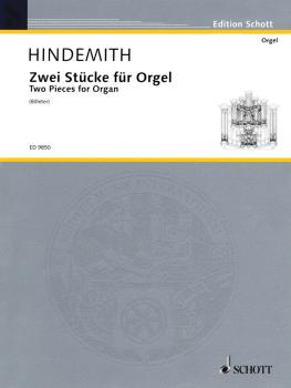 2 Pieces for Organ (1918) (HL-49033340)