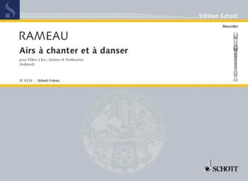 Airs a Chanter et a Danser (for Orff Instruments) (HL-49043505)