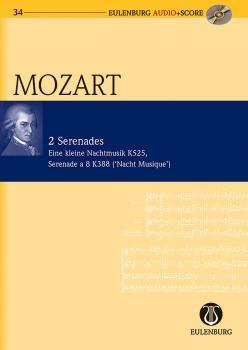 2 Serenades: KV 525/KV 388 Eine Kleine Nachtmusik/Serenade a 8 (Night  (HL-49044034)