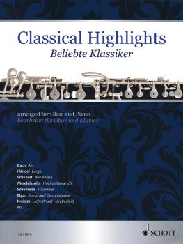 Classical Highlights (Arranged for Oboe and Piano) (HL-49044377)