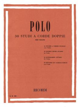 30 Double Chord Studies (Violin Method) (HL-50011690)