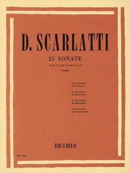 25 Sonate (Harpsichord or Piano Solo) (HL-50011870)