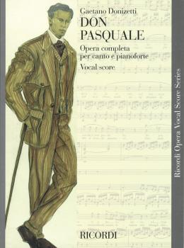 Don Pasquale (Vocal Score) (HL-50017940)