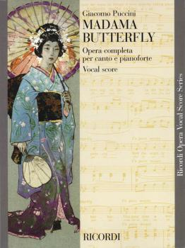 Madama Butterfly (Vocal Score) (HL-50018000)