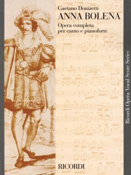 Anna Bolena (Vocal Score) (HL-50098310)