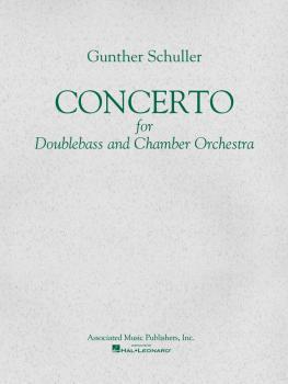 Concerto (Score and Parts) (HL-50226780)